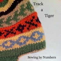 Track a Tiger - Sewing by Numbers